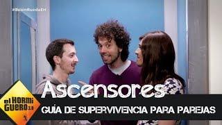 Cómo sobrevivir a las situaciones de ascensor, por Juan y Damián - El Hormiguero 3.0