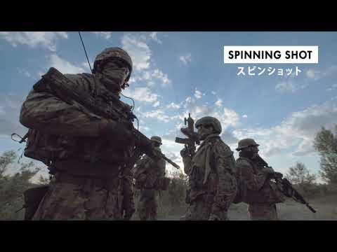 カメラワーク - SPINING SHOT (スピンショット)   動画編集・映像制作