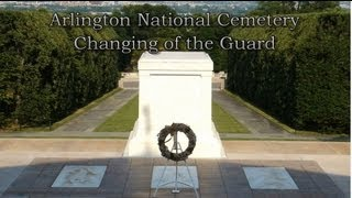 ✯VOTED BEST HD✯ CHANGING OF THE GUARD TOMB OF THE UNKNOWN SOLDIER ARLINGTON