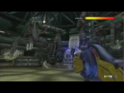 GCN Timesplitters 2 - (Story-Hard) 2315 Robot Factory.