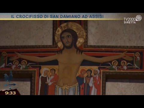 Il Crocifisso di San Damiano ad Assisi