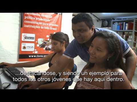 Microsoft mostra case de sucesso de Josinaldo (legenda espanhol)