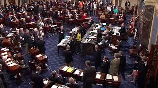 LOOK BACK: Sen. John McCain Votes No on GOP Health Care Bill