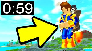 I Got The Jetpack in 1 MINUTE using this SUPERHERO GLITCH.. (Roblox Mad City)