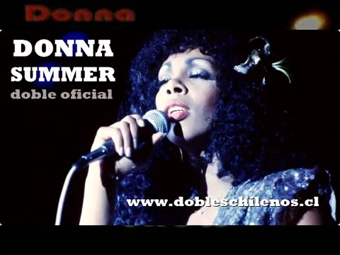 Doble Donna Summer  Chile