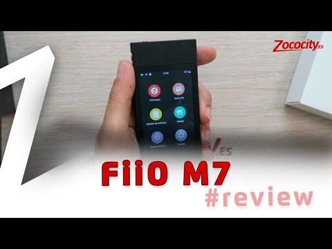 Review FiiO M7, mi reproductor favorito de FiiO