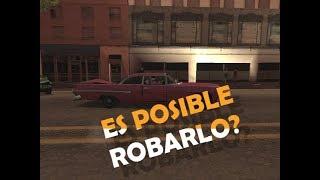 Es posible robar el auto de los ballas en la primera mision de GTA San Andreas? | JoseGTA