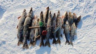 Закрытие подледной рыбалки 2018 в Якутии! Yakutia