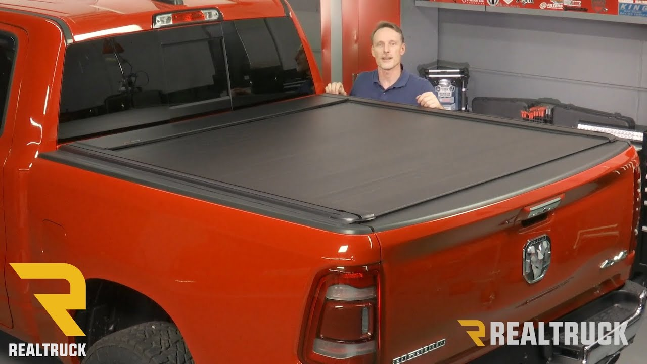 How To Install Pace Edwards Ultragroove Metal Tonneau Cover On A 2019 Ram 1500 Youtube