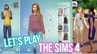 Let's Play #1 - THE SIMS 4 \\ L'inzio!