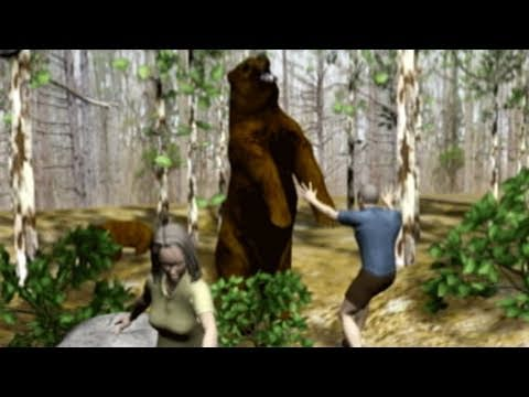 Bear attacks and injures hiker in first such incident of the year at ...