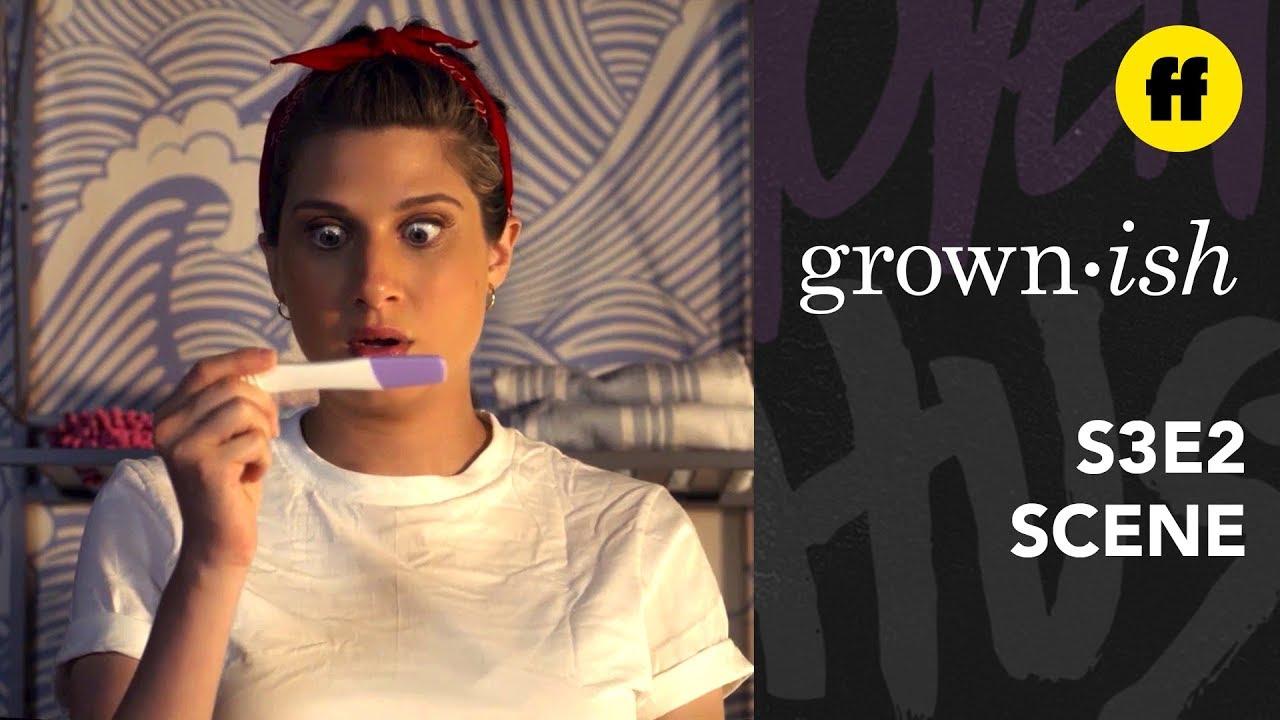 Download grown-ish Season 3, Episode 2 | The Story Behind Nomi's Pregnancy | Freeform