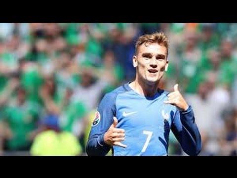 Antoine Griezmann | 2016 (All goals, Highlights, Skills) - France