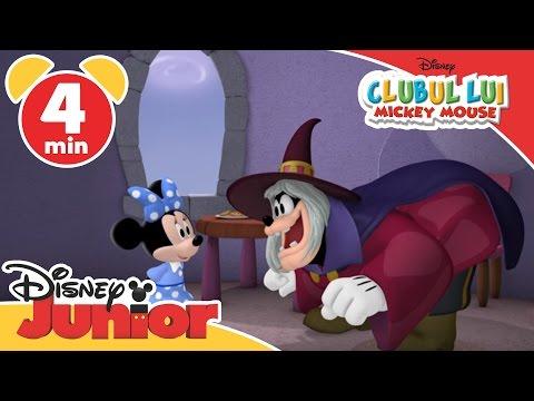 Clubul lui Mickey Mouse - Vrăjitorul din Dizz. Doar la Disney Junior!