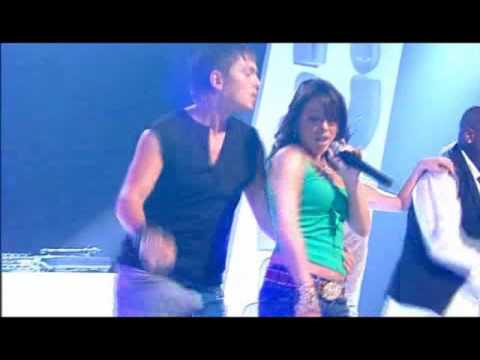 Intenso Project Ft Lisa Scott Lee  Get It On at TOTP Saturday 2