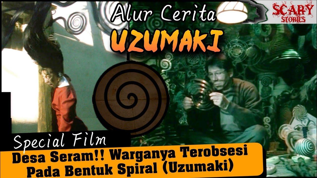DESA SERAM‼️Warganya TEROBSESI Pada Bentuk SPIRAL ⁉️ AlurCerita UZUMAKI #scaryfilm