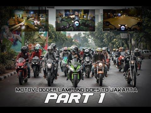Rizki MotoVlog - SPESIAL PART IN JAKARTA - PERJUANGAN - Eps 1
