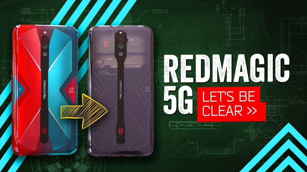"The RedMagic 5G Is A Transparent Phone For The ""Fans"""