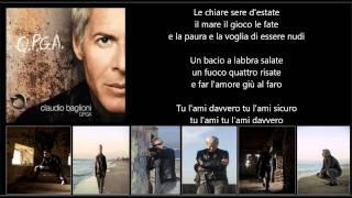 CLAUDIO BAGLIONI Ft. A.Venditti - Il riparo
