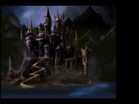 Pixel Interpretations Castlevania 3 Intro Scene Draculas Castle