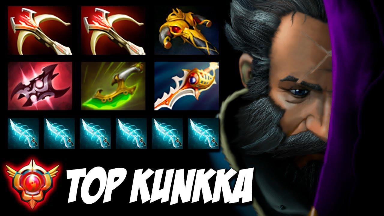 Download TOP KUNKKA PIRATE [34/3/12] - Dota 2 Pro Gameplay [Watch & Learn]
