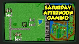 Warlords (DOS) - WAR!!! - Saturday Afternoon Gaming
