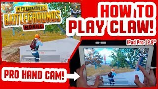 HOW TO CLAW LIKE A PRO! PUBG Mobile Advanced HUD Controls!