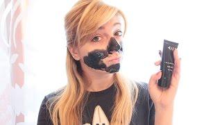 Black mask . La maschera miracolosa che toglie i punti neri? Funzionerà?  VIDEO ITALIANO