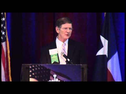 Congressman Lamar Smith Speaks to The San Antonio Chamber of Commerce