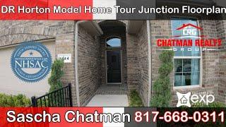 New Construction Model Home Tour Dr Horton Homes Junction Floor Plan Youtube