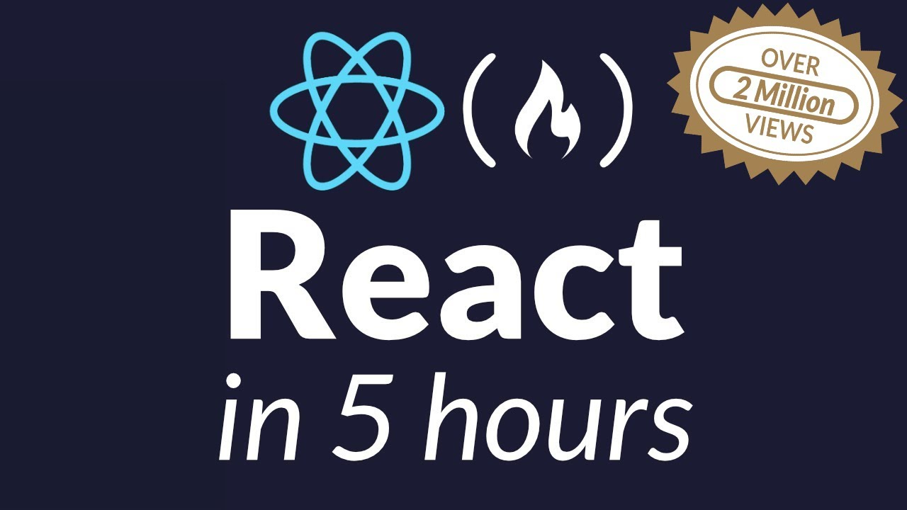 Learn React.js - Full Course for Beginners - Tutorial 2019