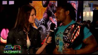 Smackdown Vs. Raw 2010: THQ At E3 Interview - Kofi Kingston