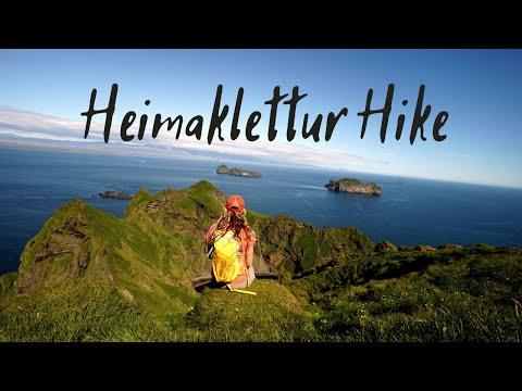 Heimaklettur Hike, Vestmannaeyjar, Iceland   Best Day Hike On The Westman Islands