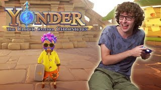 Yonder: TCCC - We Fixed It! {14}