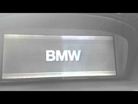 BMW E60// Problème d'ordinateur de bord