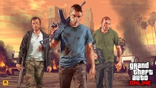 GTA V ONLINE - Первый стрим(Заказать рекламу: https://vk.com/topic-29313822_29468013 Первая проба мультиплеера в игре Grand Theft Auto 5. Купить GTA для PC можно..., 2013-10-01T20:47:27.000Z)