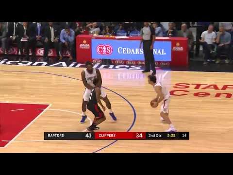 Milos Teodosic sakatlıktan sonra clutch üçlük ve 12 sayıyla NBA'e döndü