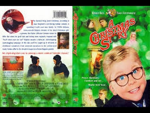 Opening To A Christmas Story 1999 DVD - YouTube