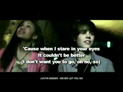 Justin Bieber ~ Never Let You Go Instrumental (Karaoke)