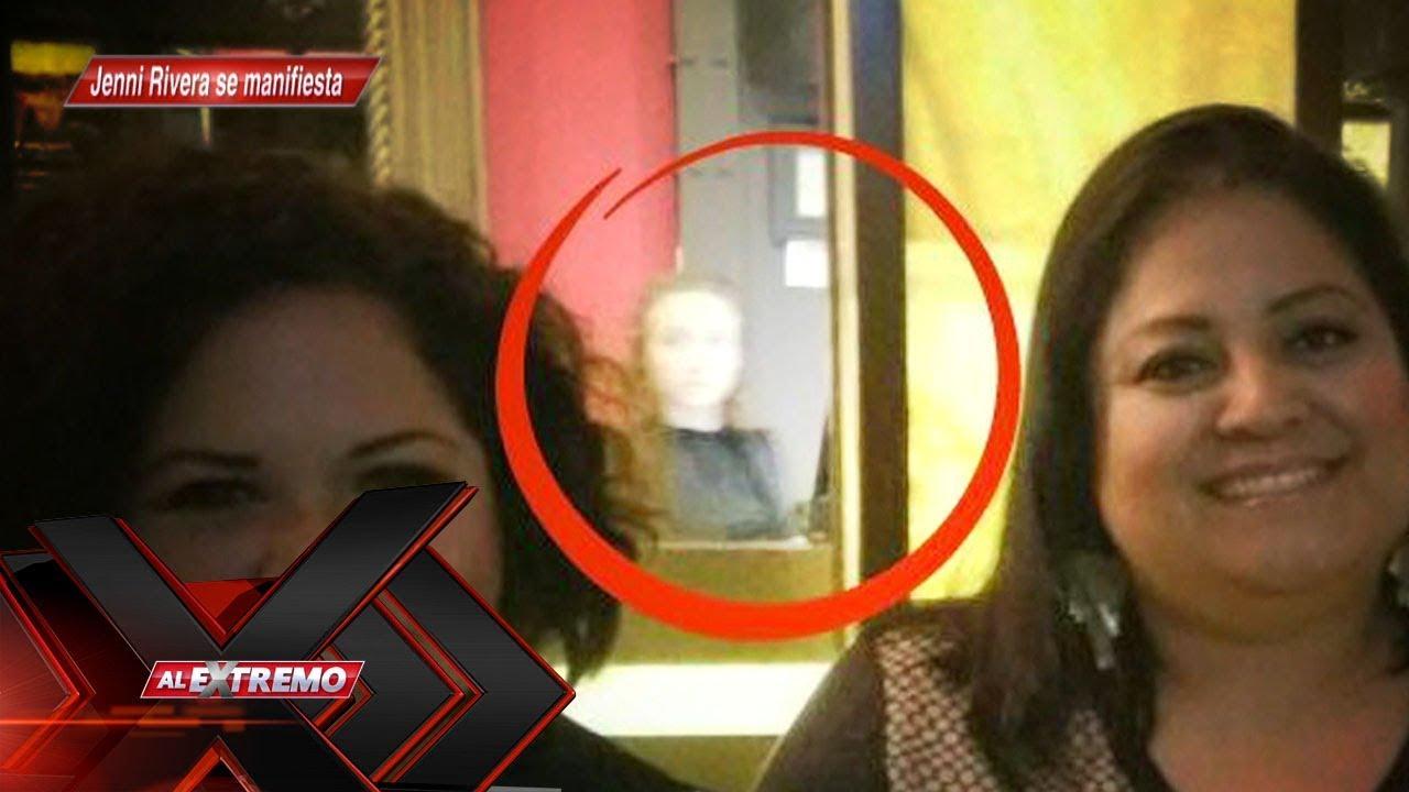 Jenni Rivera es vista en el lugar de su muerte   Al Extremo - YouTube