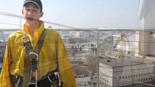 Промышленный альпинист. Успешный профессионал(Промы́шленный альпини́зм — специальная технология выполнения высотных работ на промышленных и других..., 2013-12-01T16:29:00.000Z)