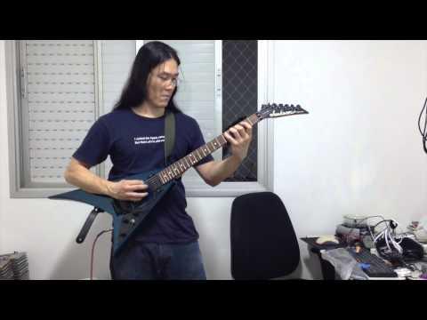 Guitar Tricks: Altitudes, from Jason Becker  ジェイソン ベッカー