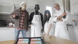 #faketimetv - Cucine da incubo - Parodia RealTime