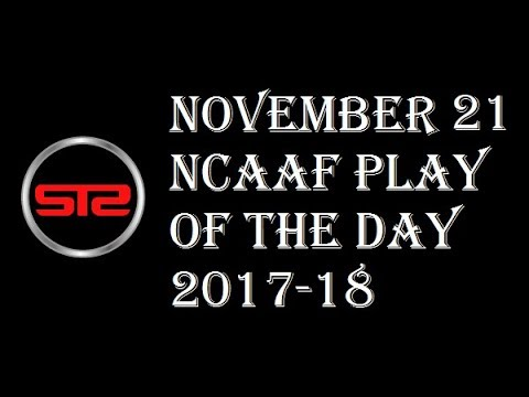 Week 13 - November 21, 2017 - College Football Pick of The Day - Today NCAAF Picks ATS Tonight
