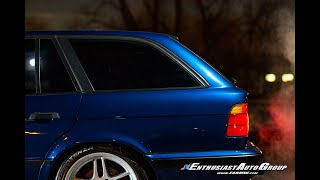 BMW M5 Wagon - The Ultimate Touring Machine