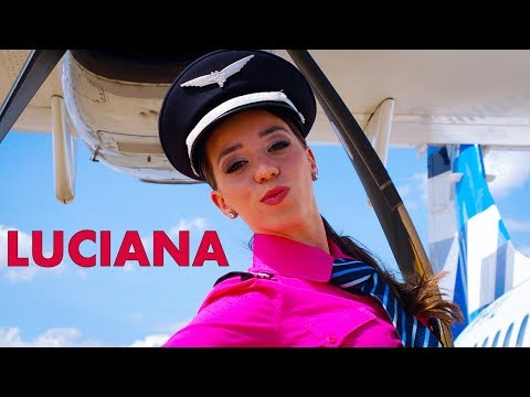 Luciana Pilots The ATR-72 Into Salvador, Brazil