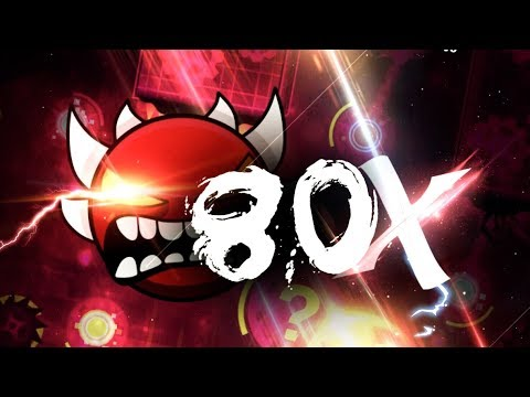 [INSANE/EXTREME DEMON] ''8o X'' By F3lixsram (me) and Yakimaru [GD 2.11]