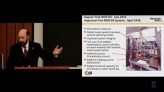 Holonyak at 90: Illuminating the World: MOCVD of III-V Quantum-Well LEDs and Lasers
