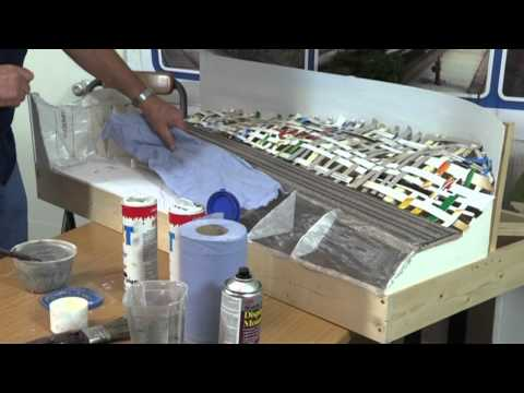 Scenic Modelling with Tony Hill Volume 1 – Natural Landscapes & Grass (DVD Trailer)