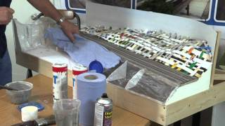 Scenic Modelling with Tony Hill Volume 1 - Natural Landscapes & Grass (DVD Trailer)